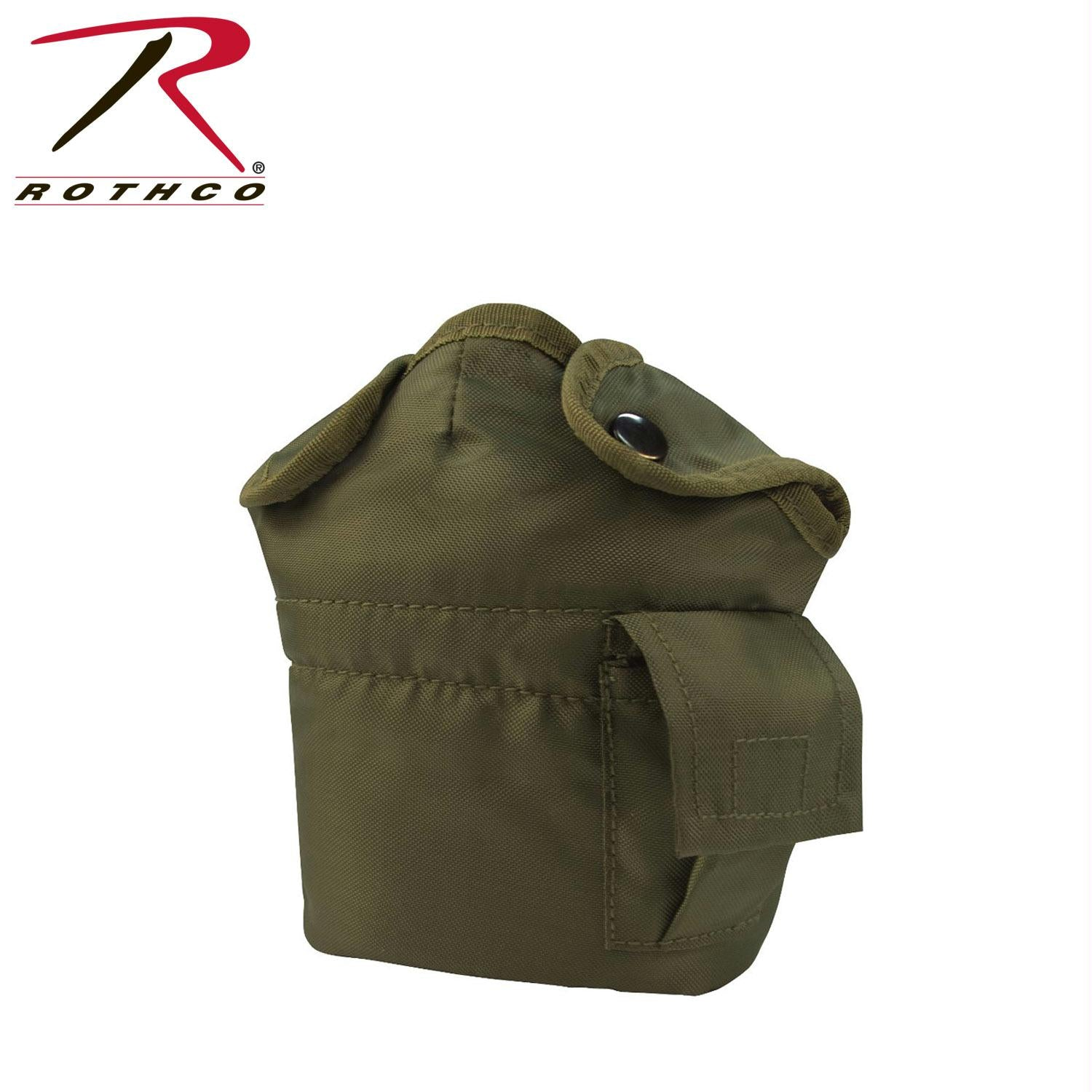 Rothco G.I. Style Canteen Cover - Olive Drab