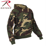 Rothco Kid's Camo Pullover Hooded Sweatshirt