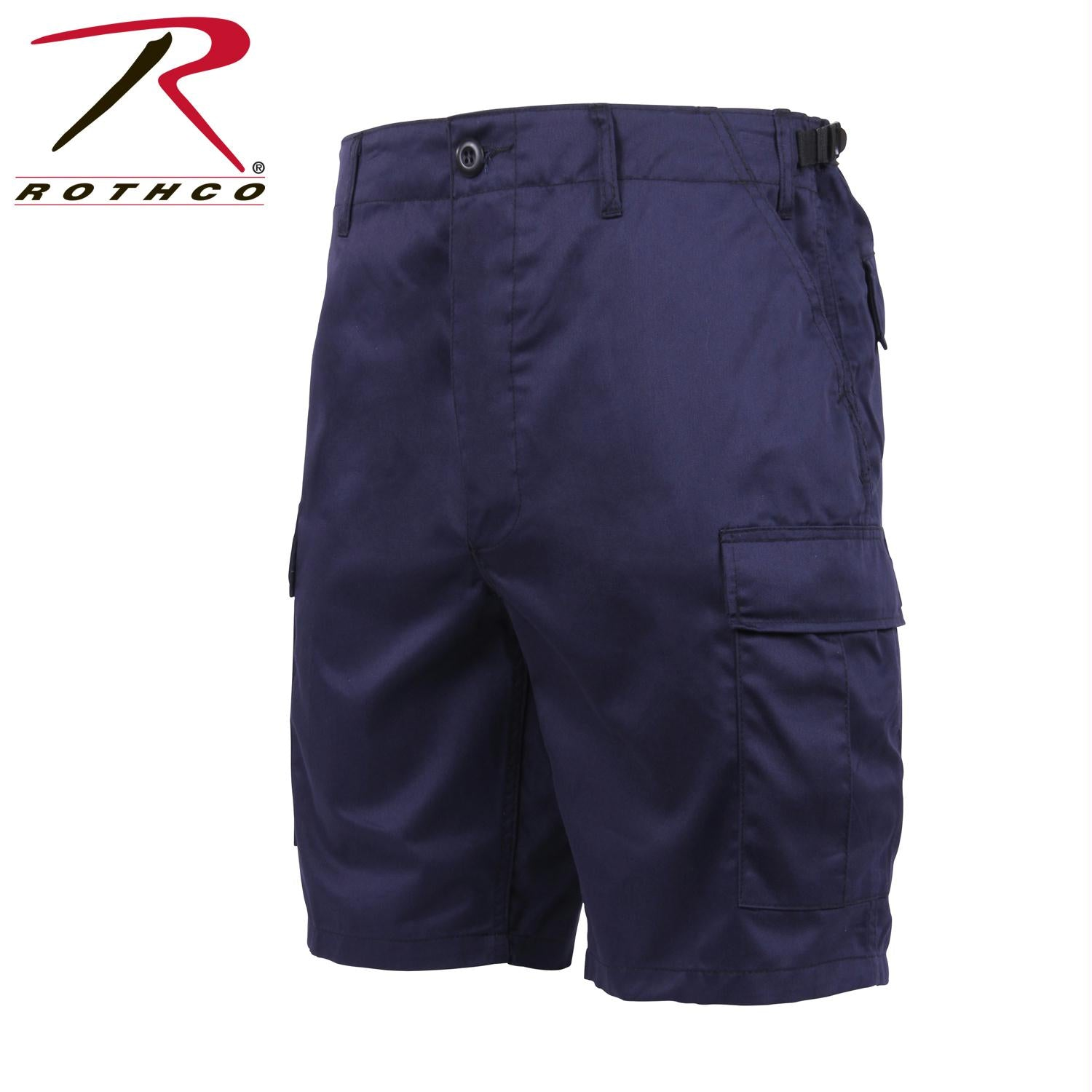 Rothco BDU Shorts - Navy Blue / 4XL