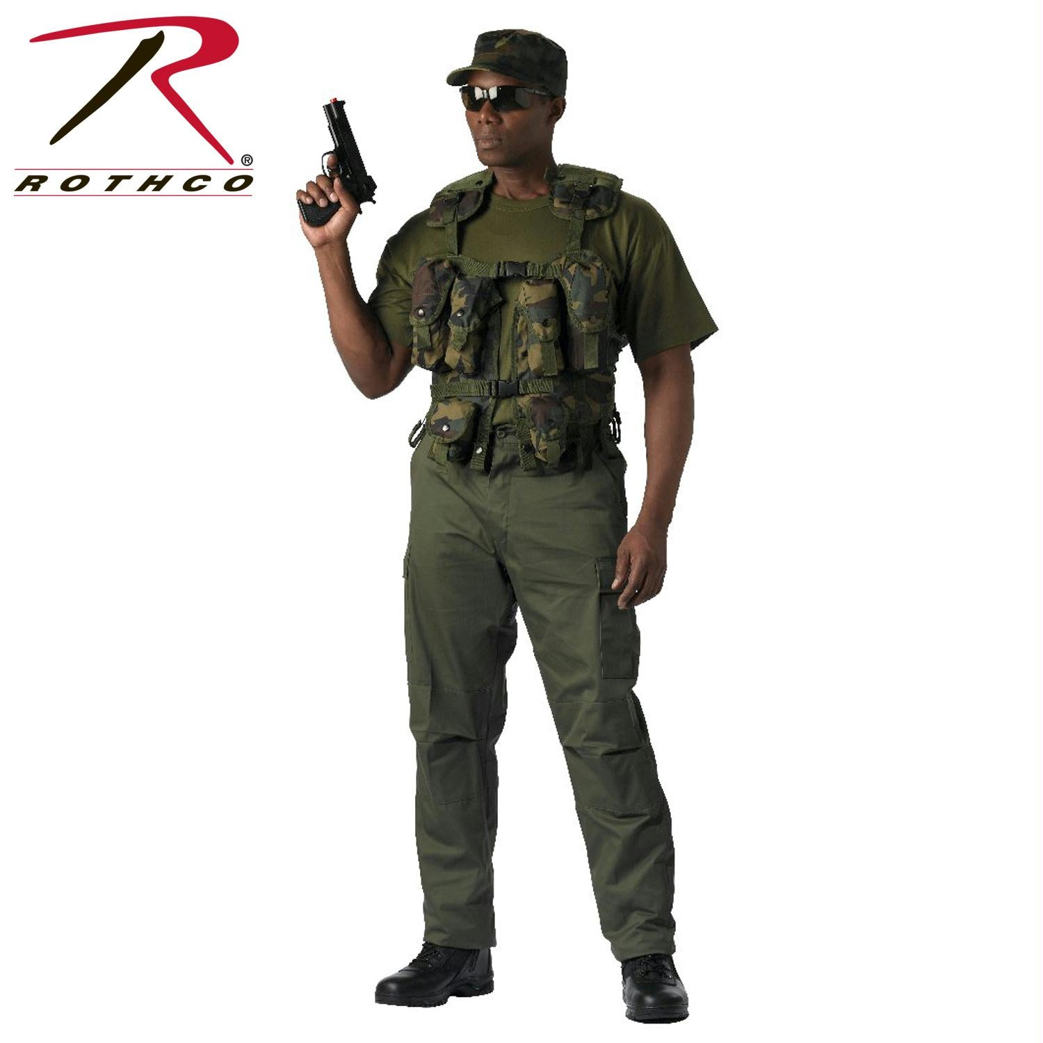 Rothco Tactical Assault Vest
