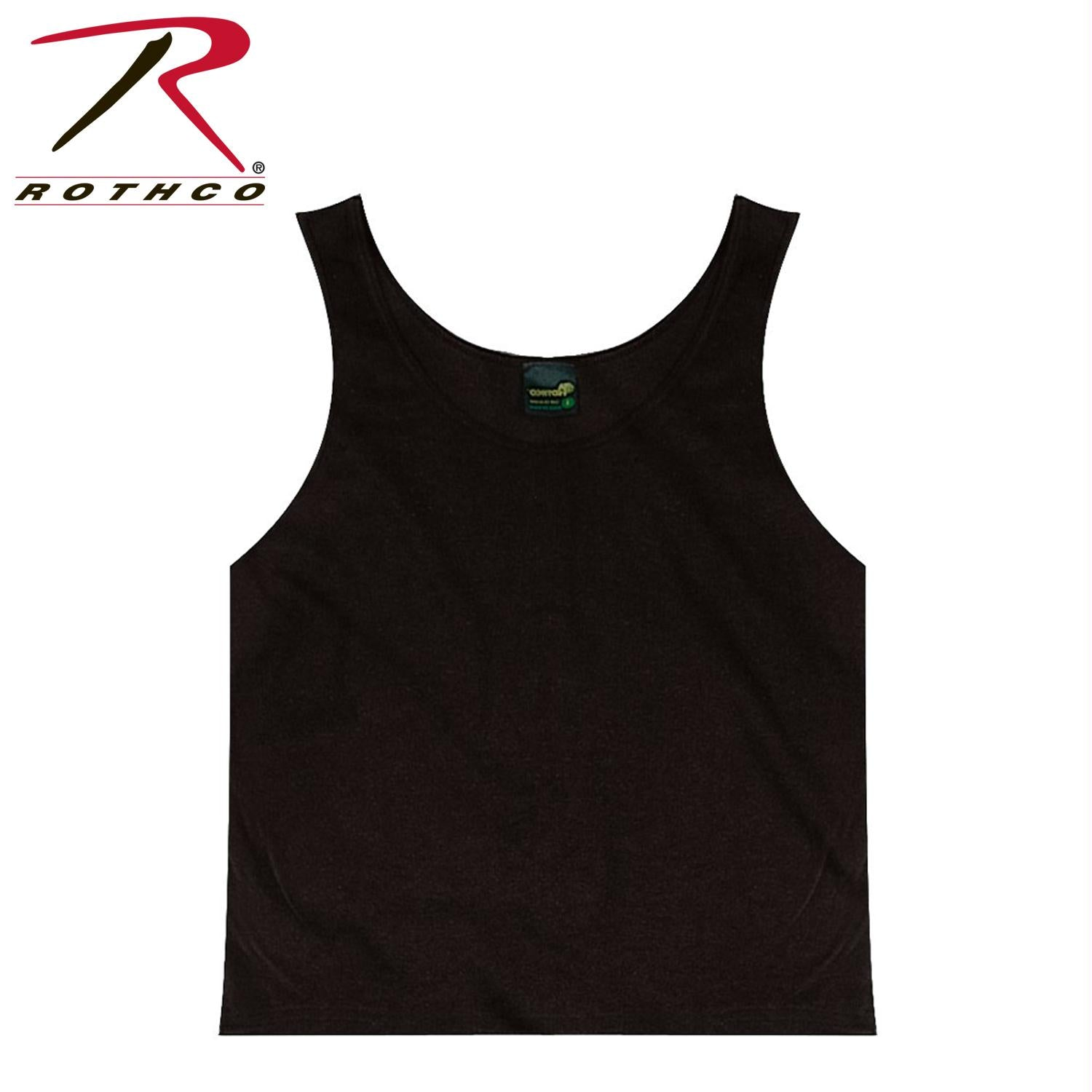 Rothco Tank Top - Black / L