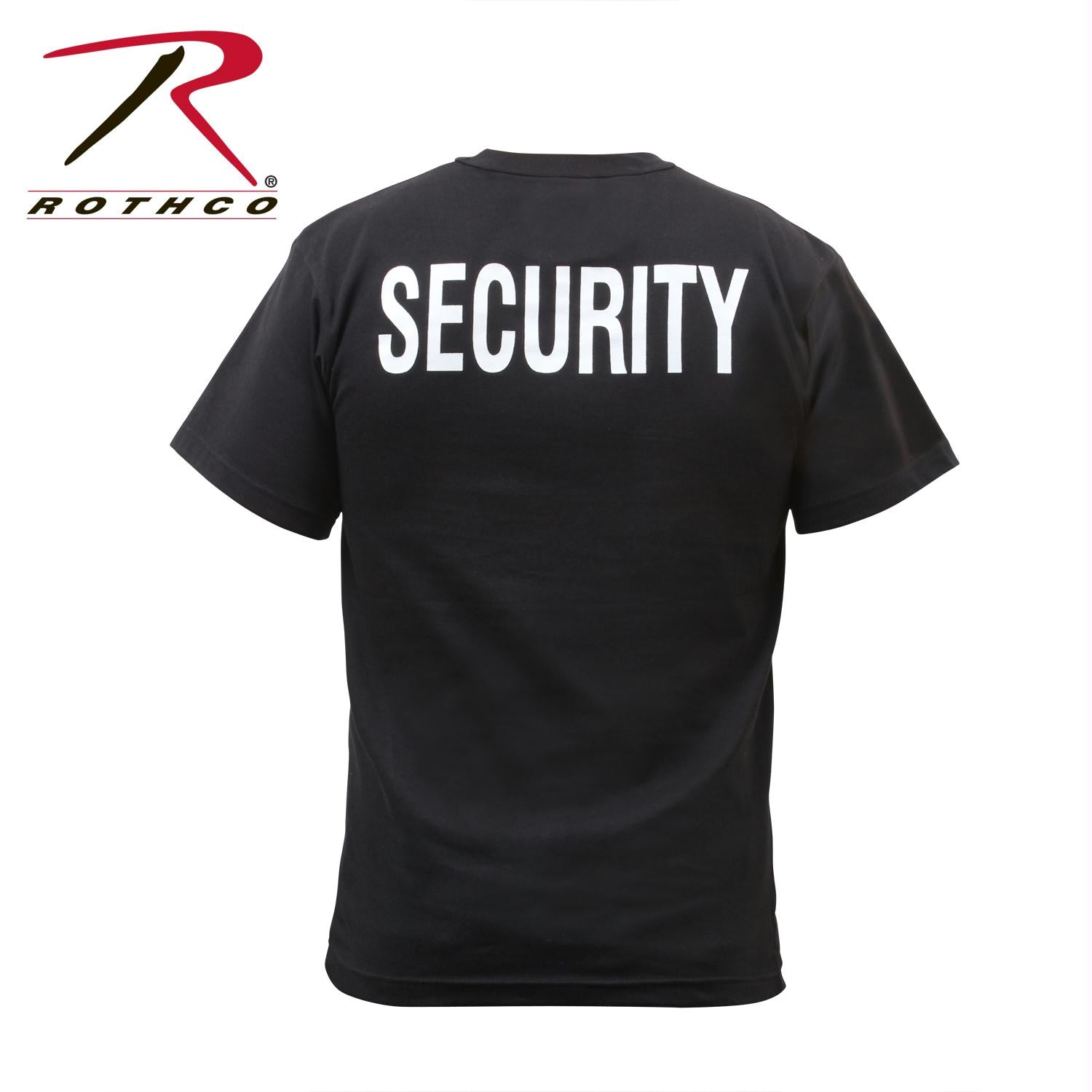 Rothco 2-Sided Security T-Shirt - S