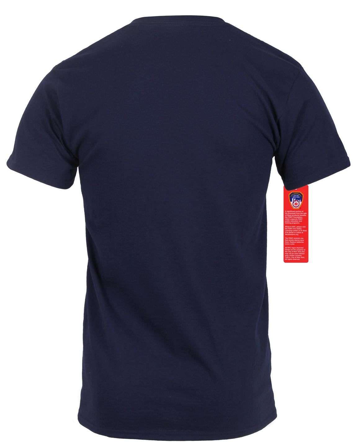 Officially Licensed FDNY T-shirt