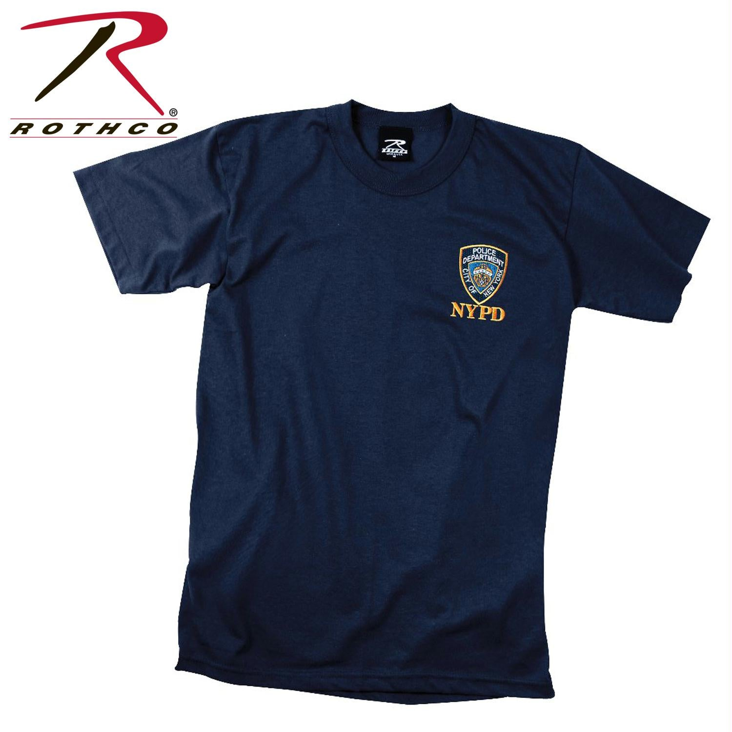 Rothco Officially Licensed NYPD Emblem T-shirt - XL