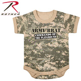 Rothco Army Brat Infant One-Piece