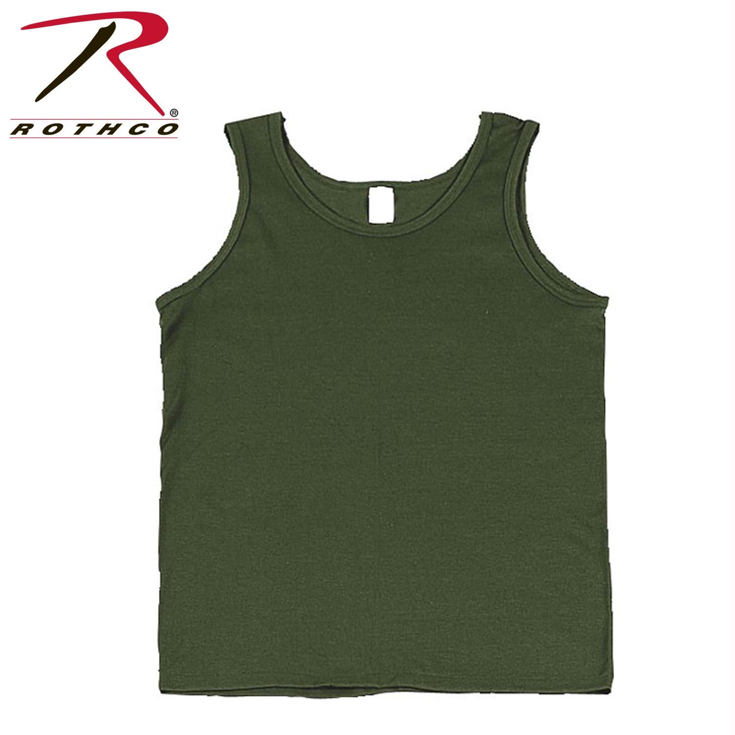 Rothco Tank Top - Olive Drab / XL