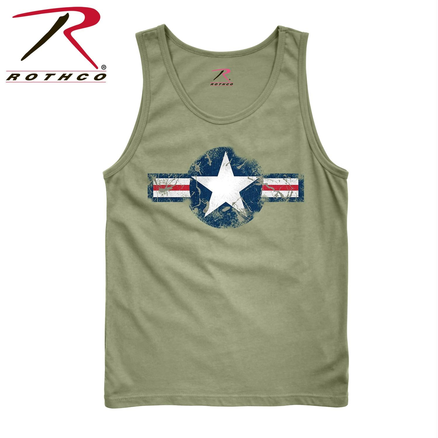 Rothco Vintage Air Corps Tank Top - S