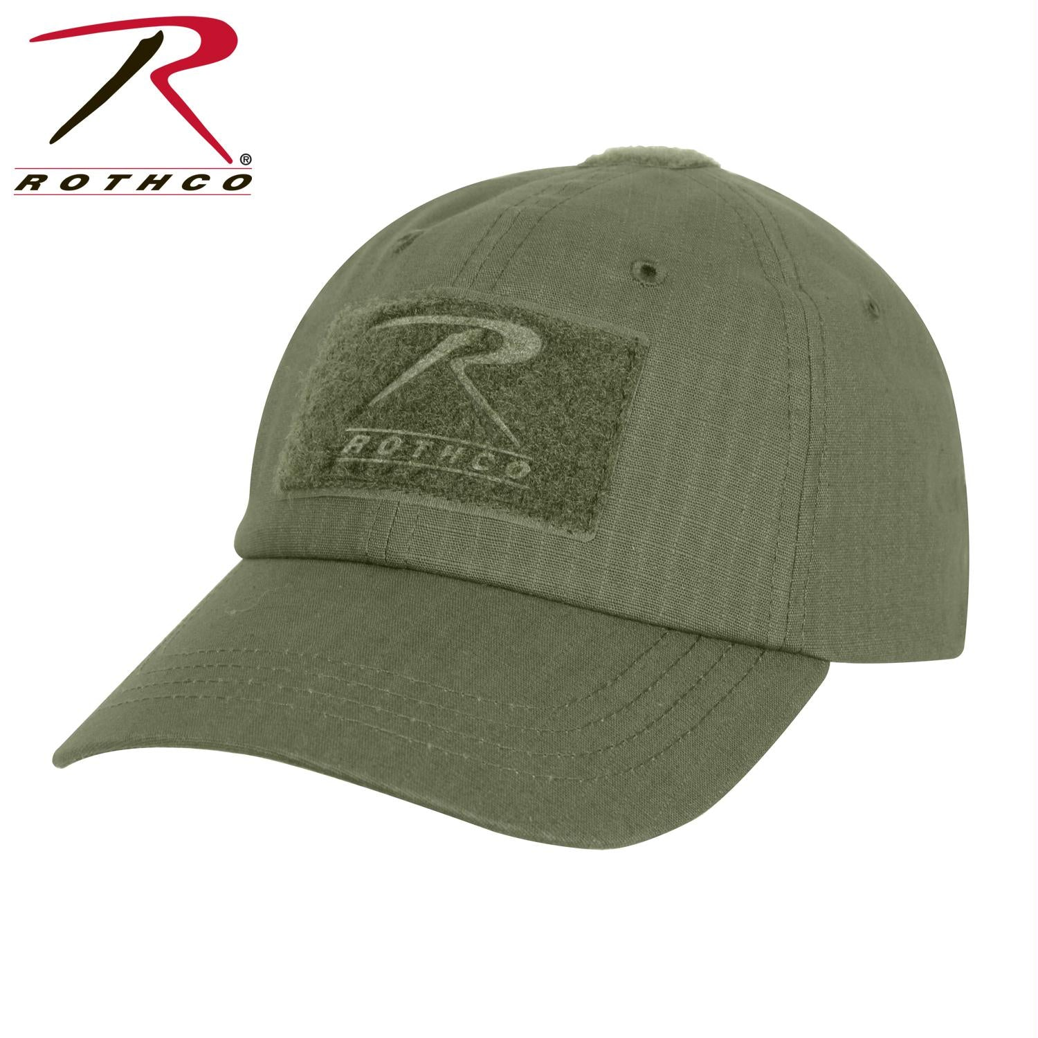 Rothco Rip Stop Operator Tactical Cap - Olive Drab / One Size