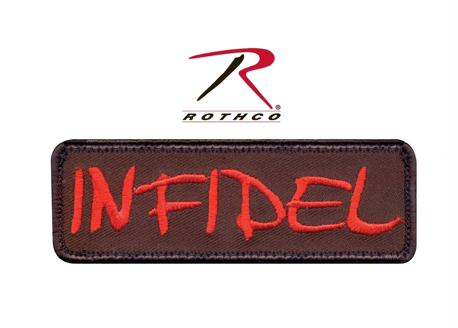 Rothco Infidel Morale Patch