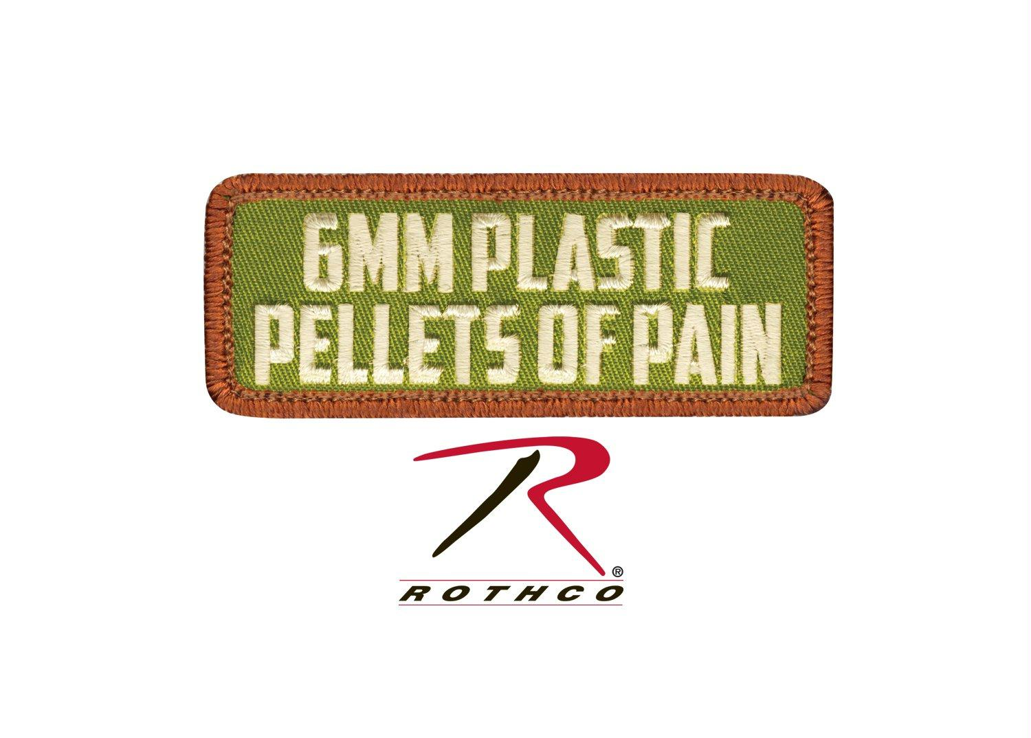 Rothco Pellets of Pain Morale Patch