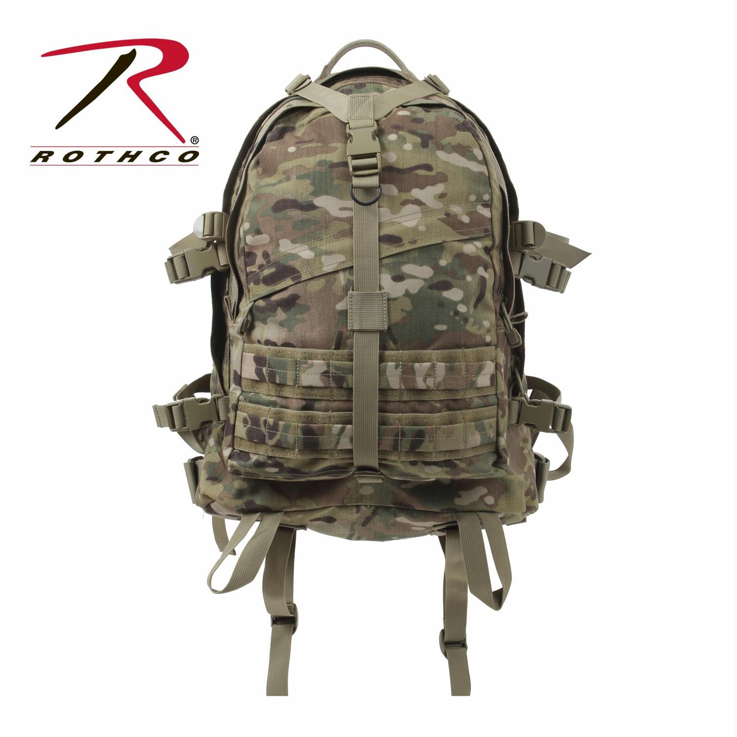 Rothco Large Camo Transport Pack - MultiCam