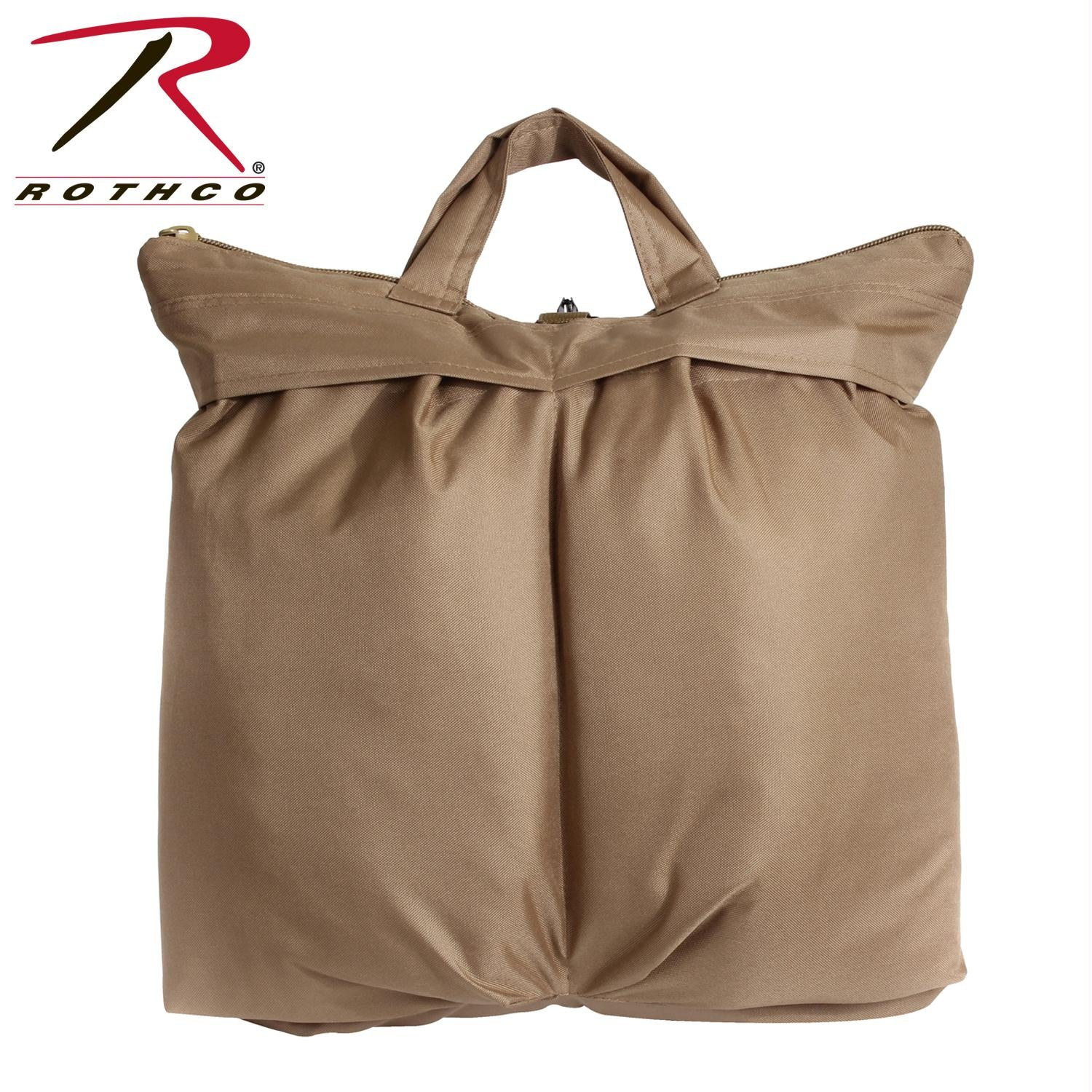 Rothco G.I. Type Flyers Helmet Bags - Coyote Brown