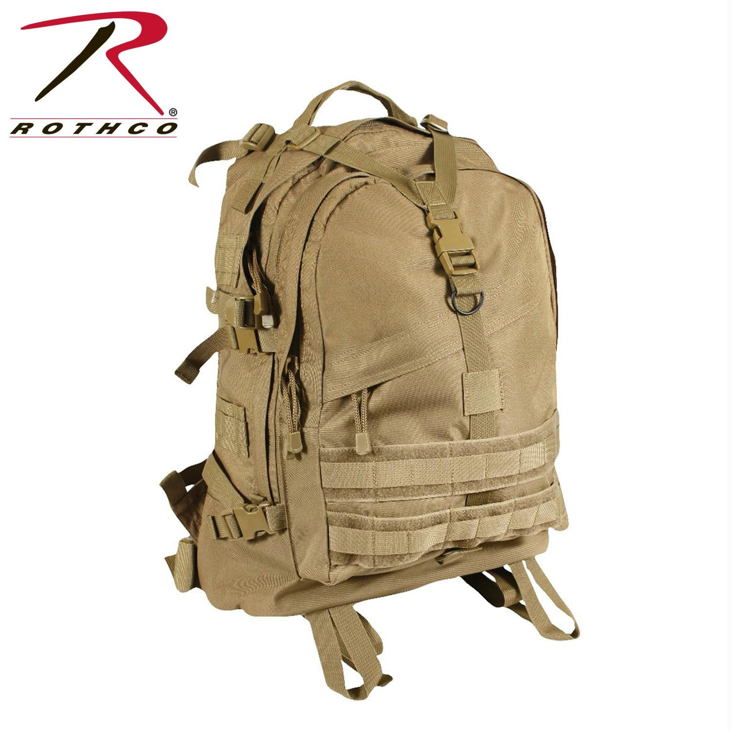 Rothco Large Transport Pack - Coyote Brown
