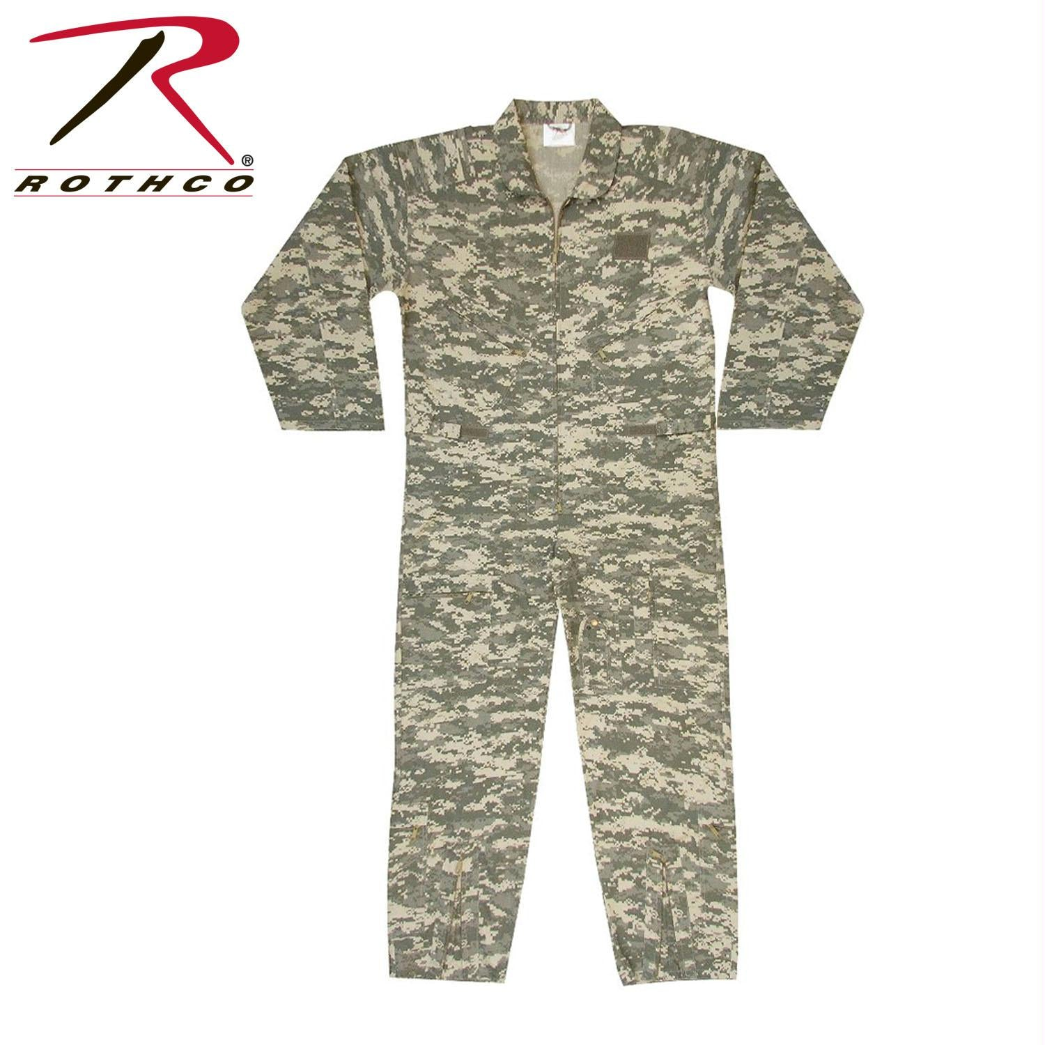 Rothco Flightsuits - ACU Digital Camo / 3XL