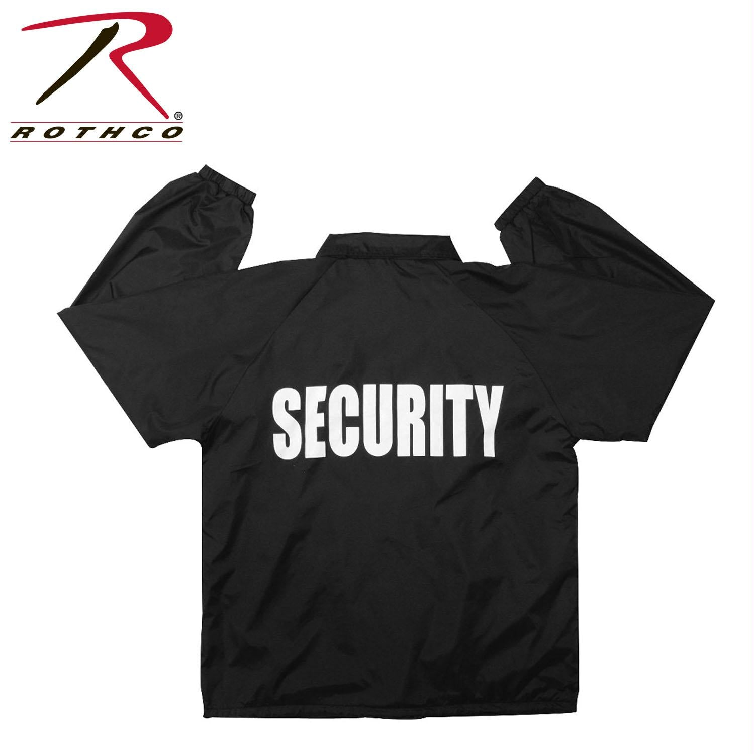 Rothco Lined Coaches Jacket / Security - 5XL