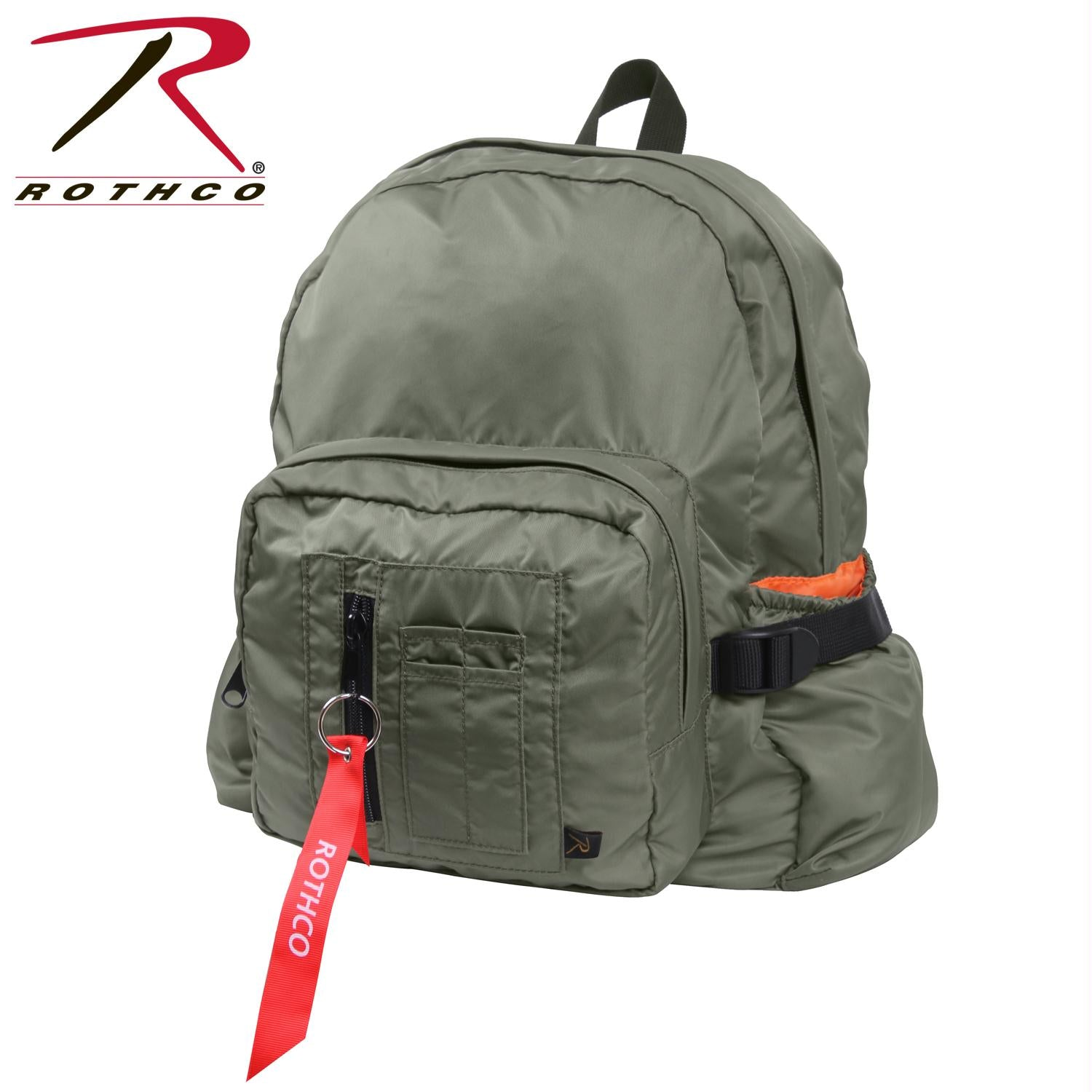 Rothco MA-1 Bomber Backpack - Sage Green