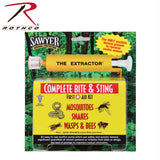 Sawyer Extractor and  Bite & Sting Kit