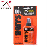 Ben's100 Insect Repellent Spray Pump