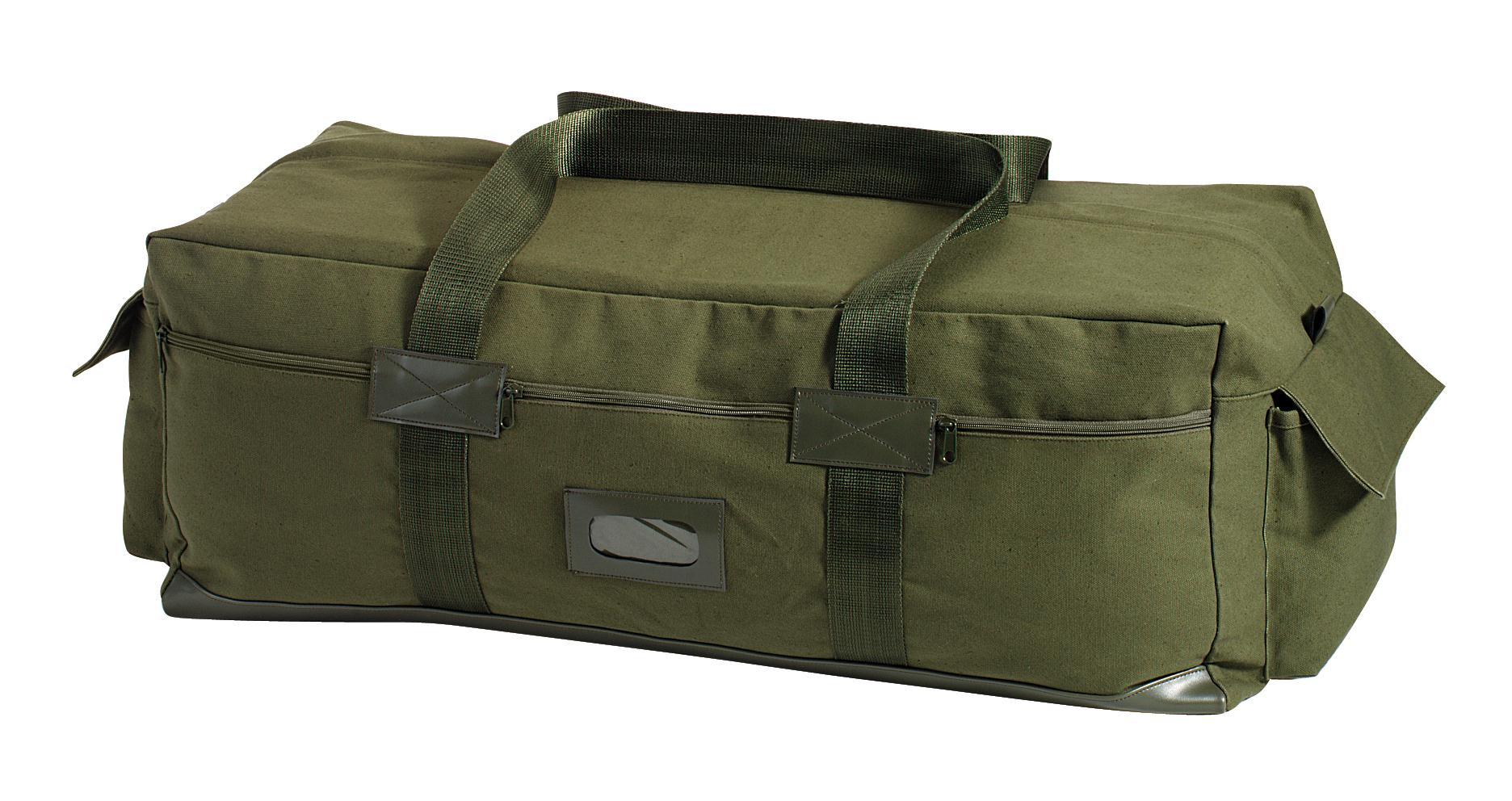 Rothco Canvas Israeli Type Duffle Bag