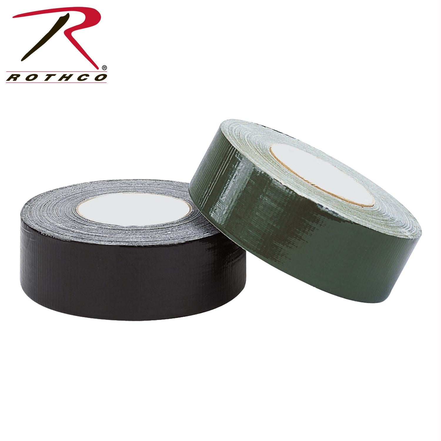 Rothco Military Duct Tape AKA 100 Mile An Hour Tape - Black