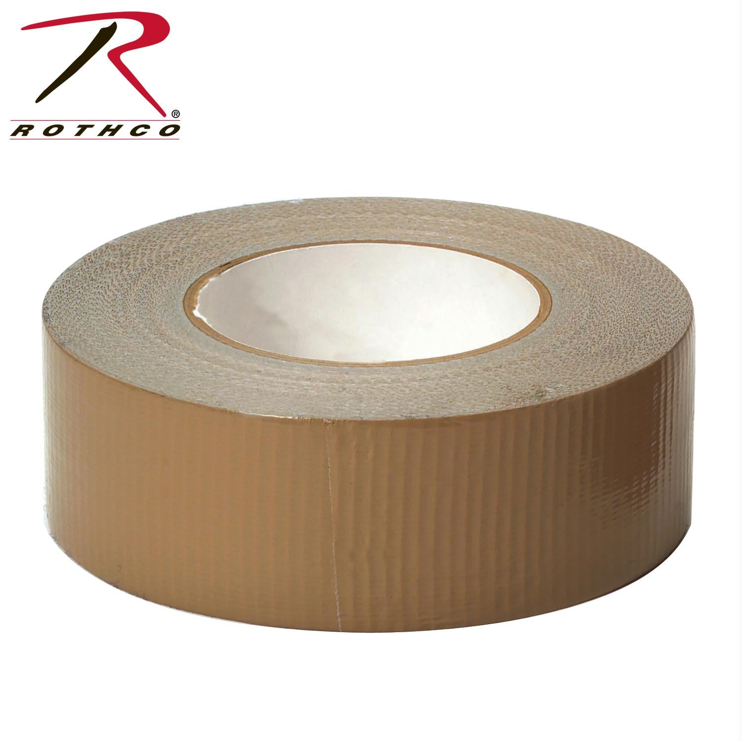 Rothco Military Duct Tape AKA 100 Mile An Hour Tape - Coyote Brown