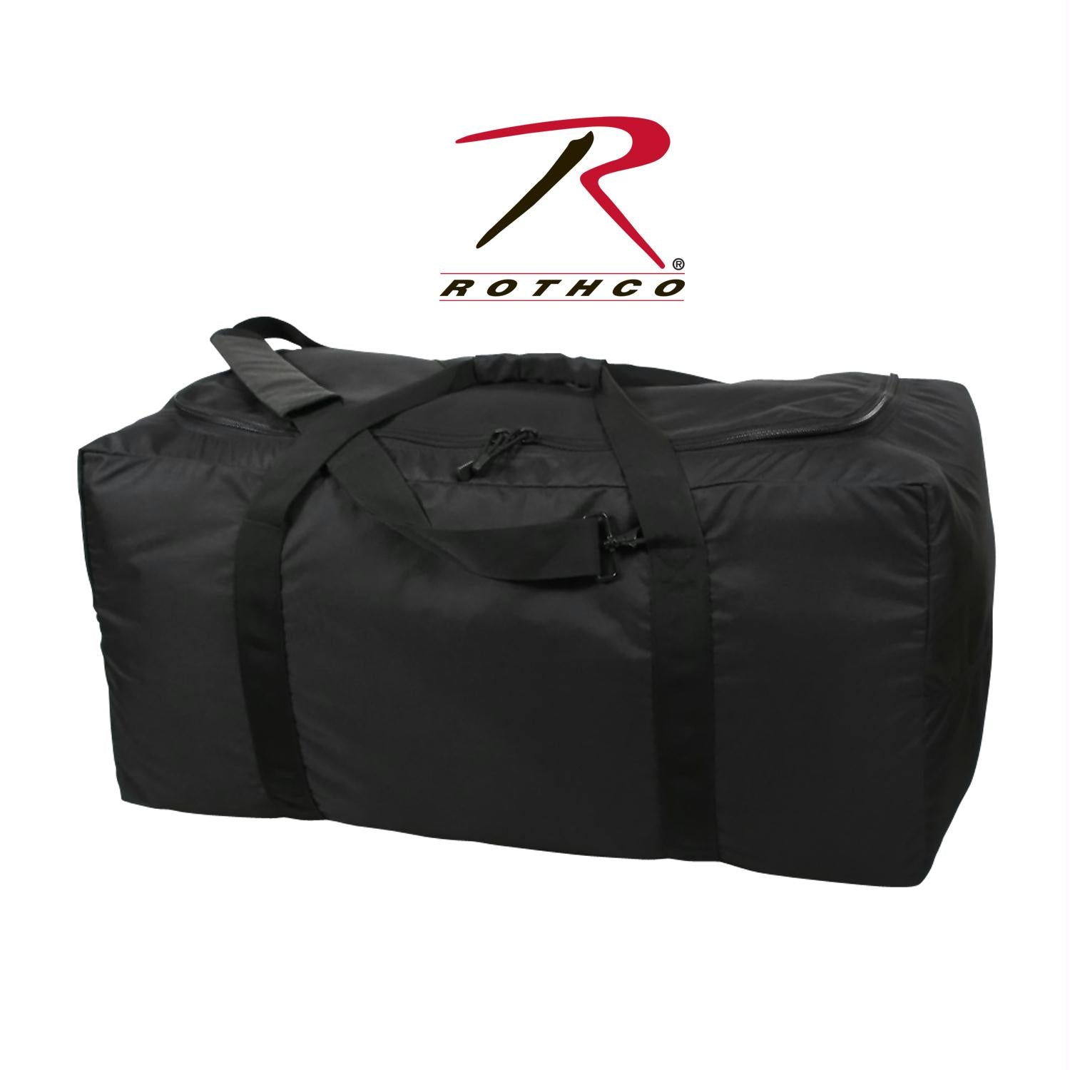 Rothco Full Access Gear Bag - Black
