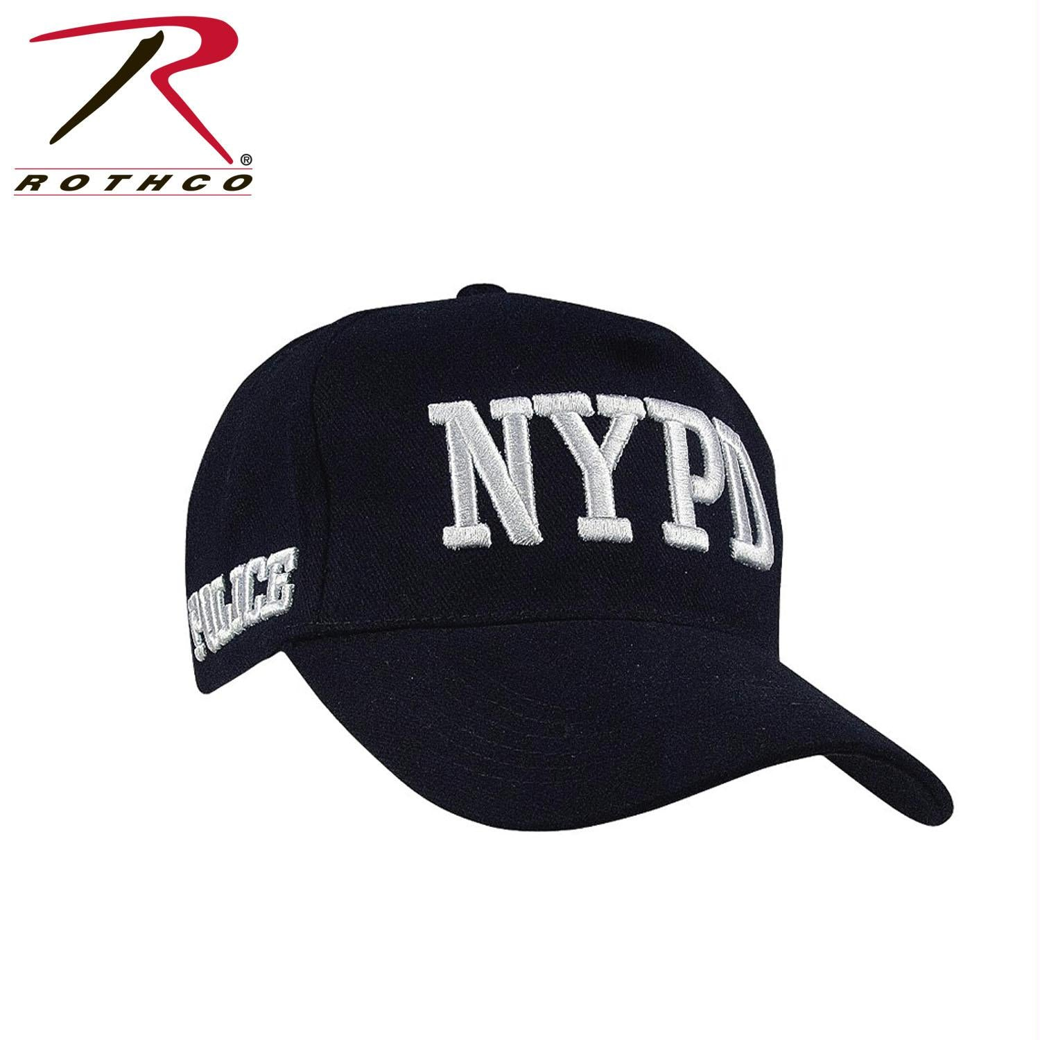 Officially Licensed NYPD Adjustable Cap