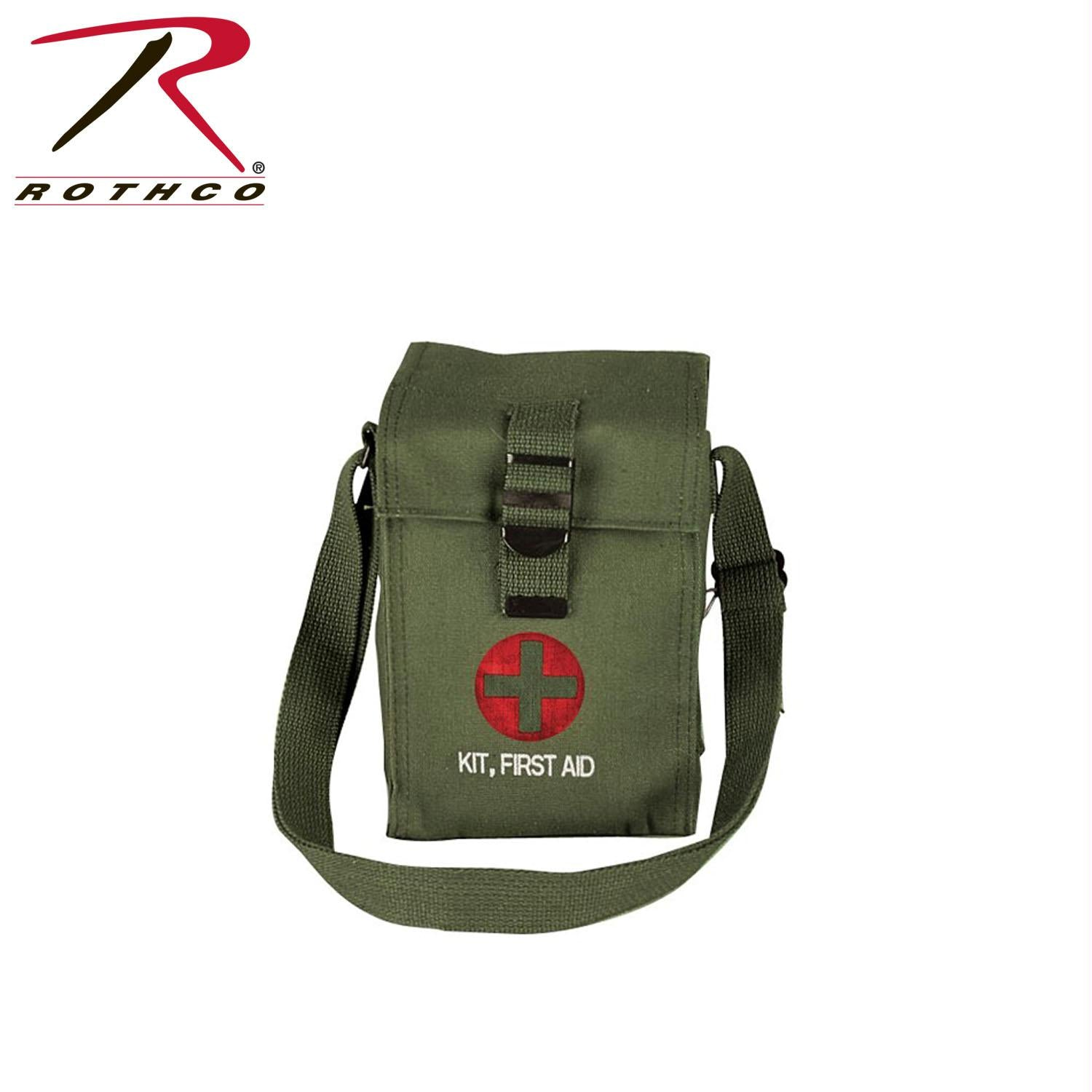 Rothco Platoon Leader's First Aid Kit
