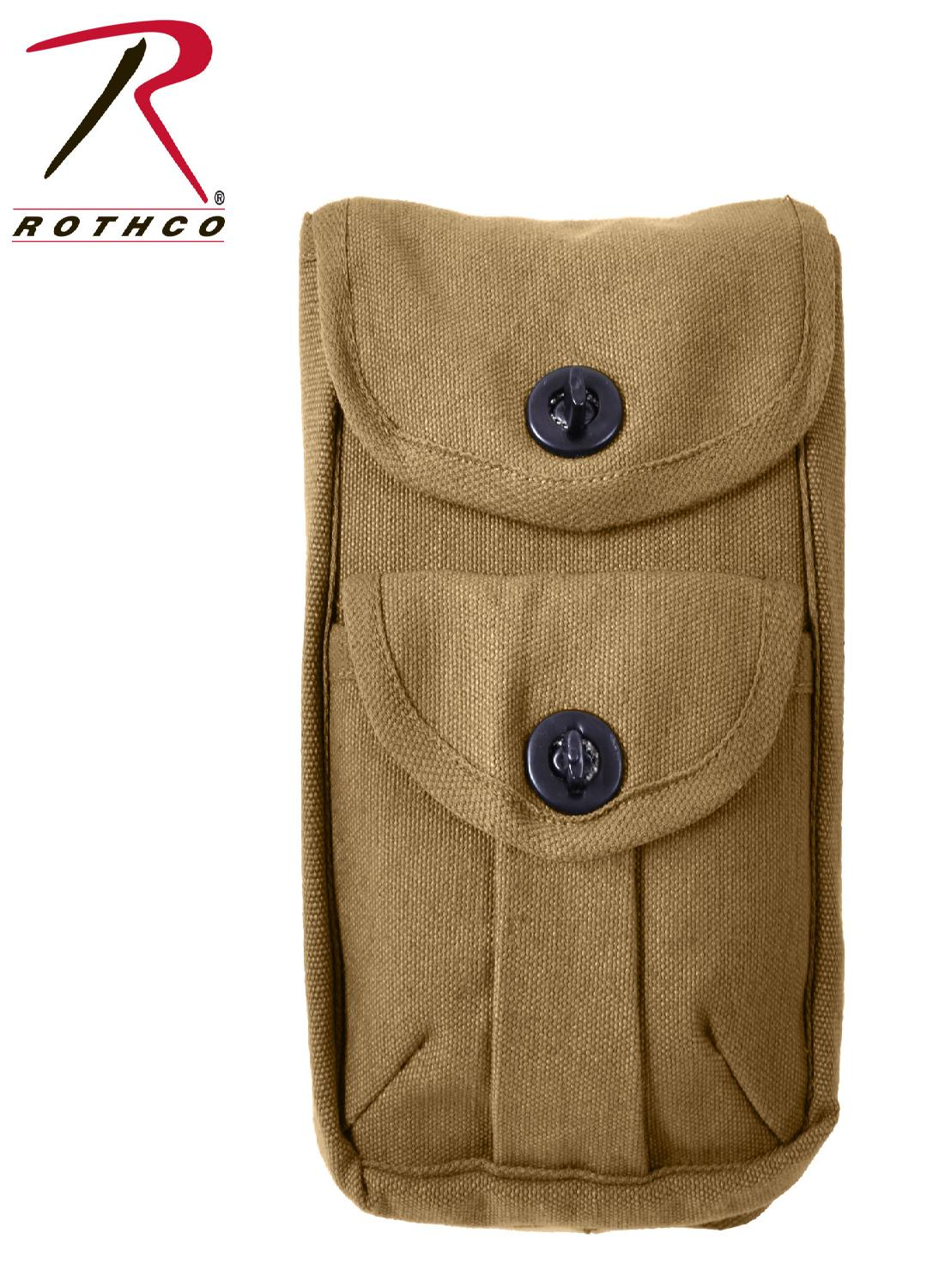 Rothco Ammo Pouches - Coyote Brown
