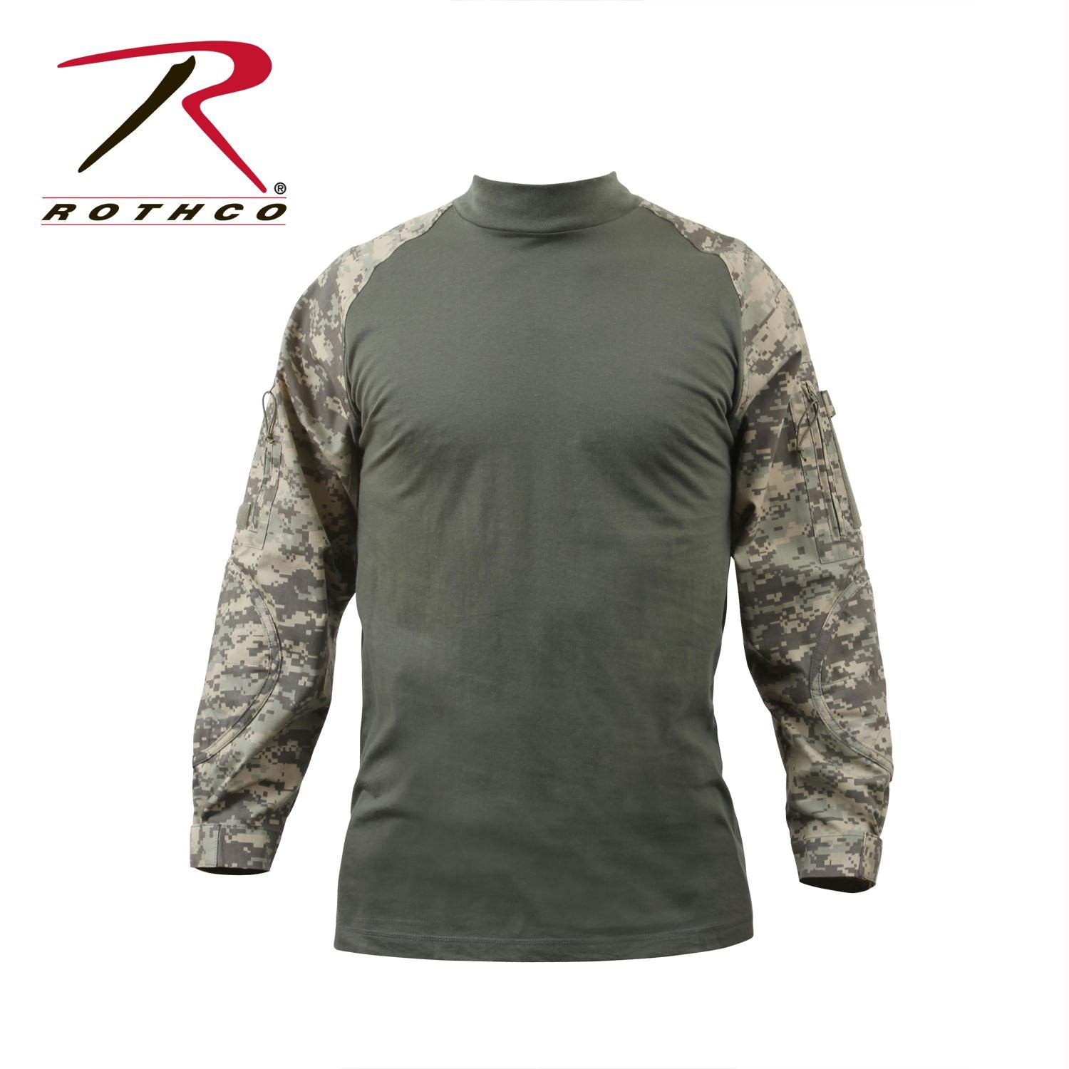 Rothco Military FR NYCO Combat Shirt - ACU Digital Camo / 2XL