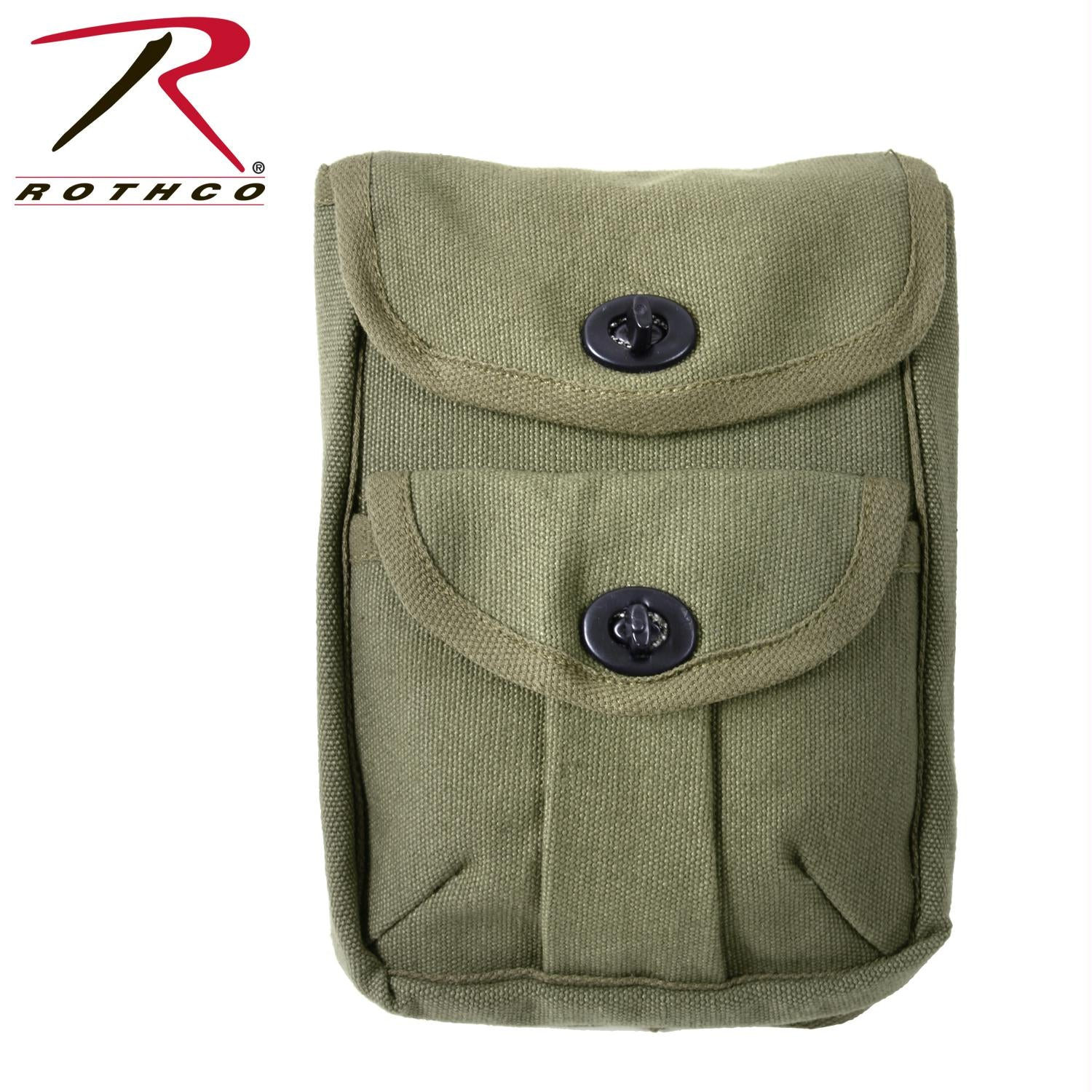 Rothco Ammo Pouches - Olive Drab