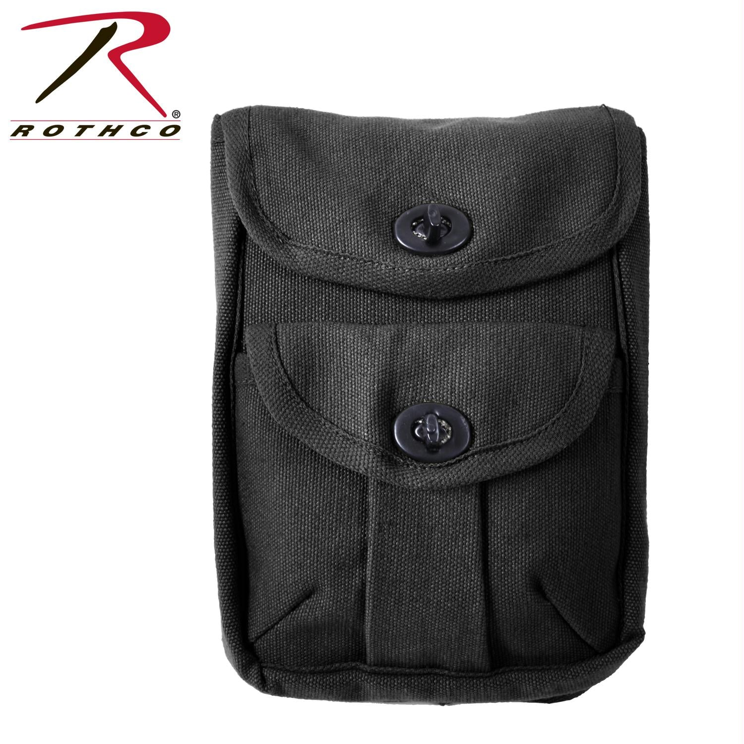 Rothco Ammo Pouches - Black