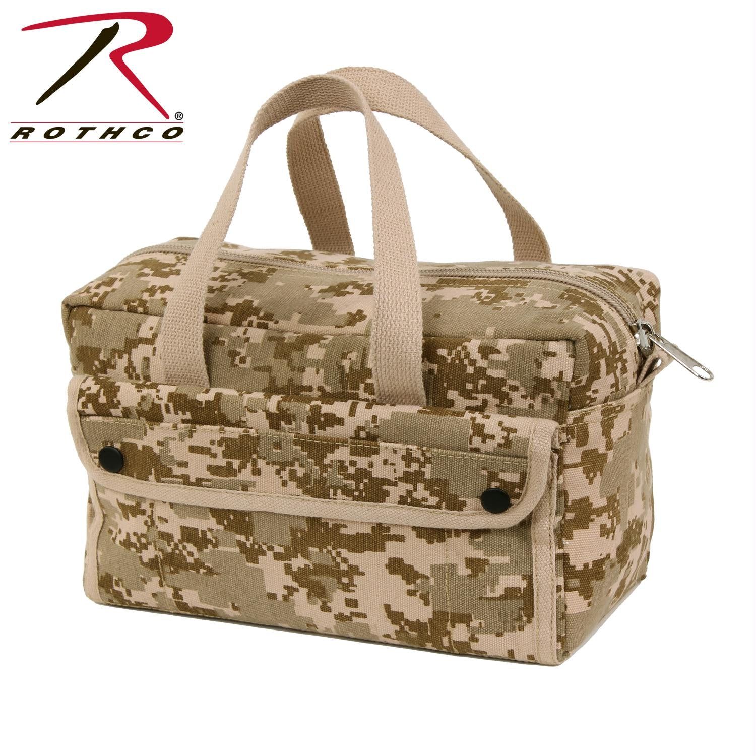 Rothco G.I. Type Mechanics Tool Bags - Desert Digital Camo