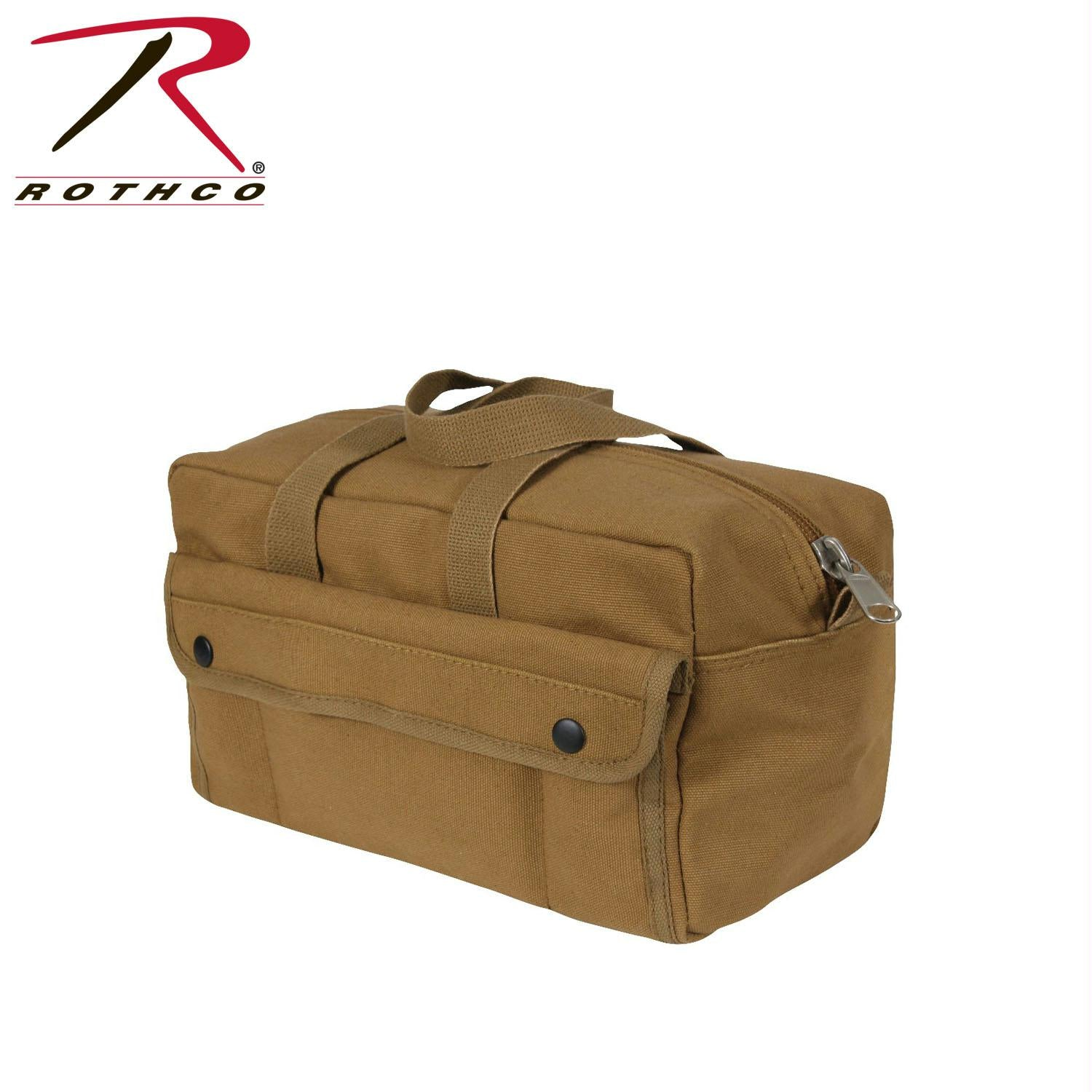 Rothco G.I. Type Mechanics Tool Bags - Coyote Brown