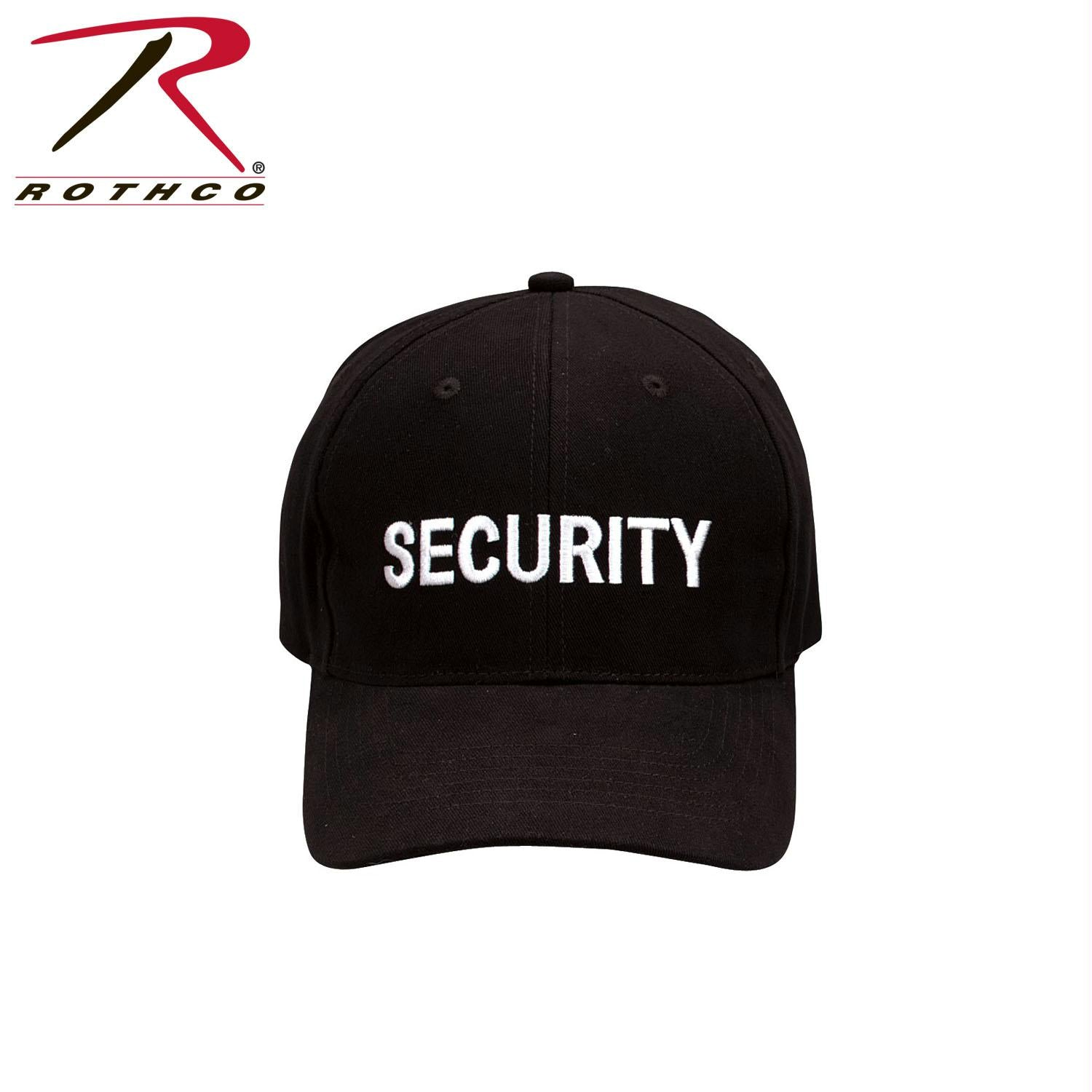 Rothco Security Supreme Low Profile Insignia Cap