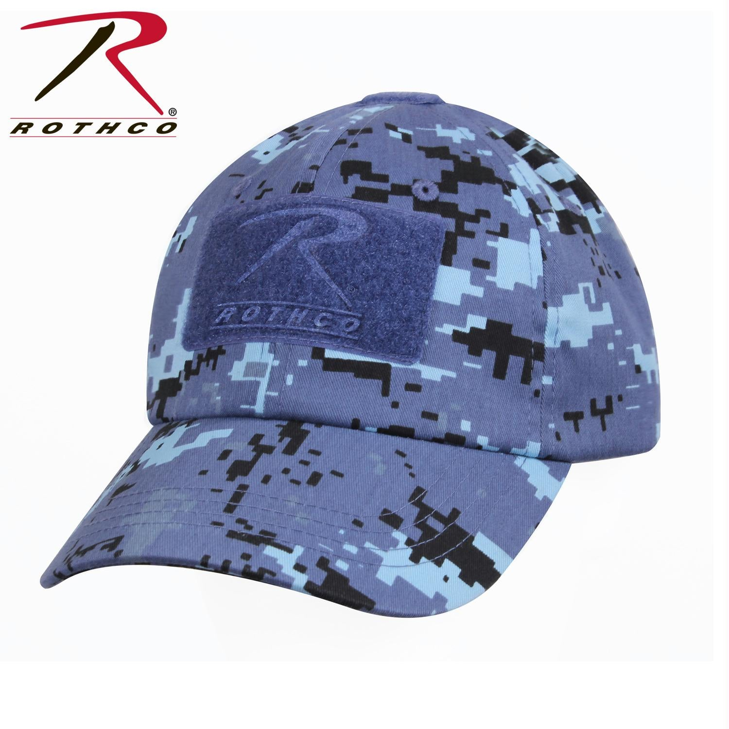 Rothco Tactical Operator Cap - Sky Blue Digital Camo