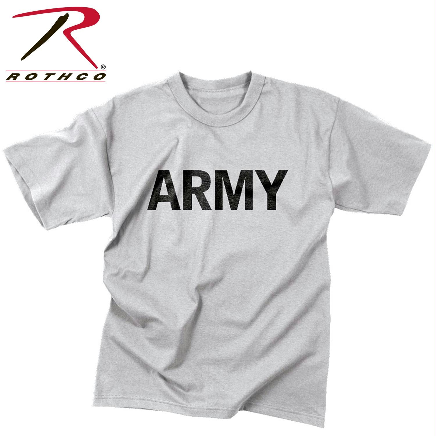 Rothco Army Moisture Wicking P/T T-Shirt
