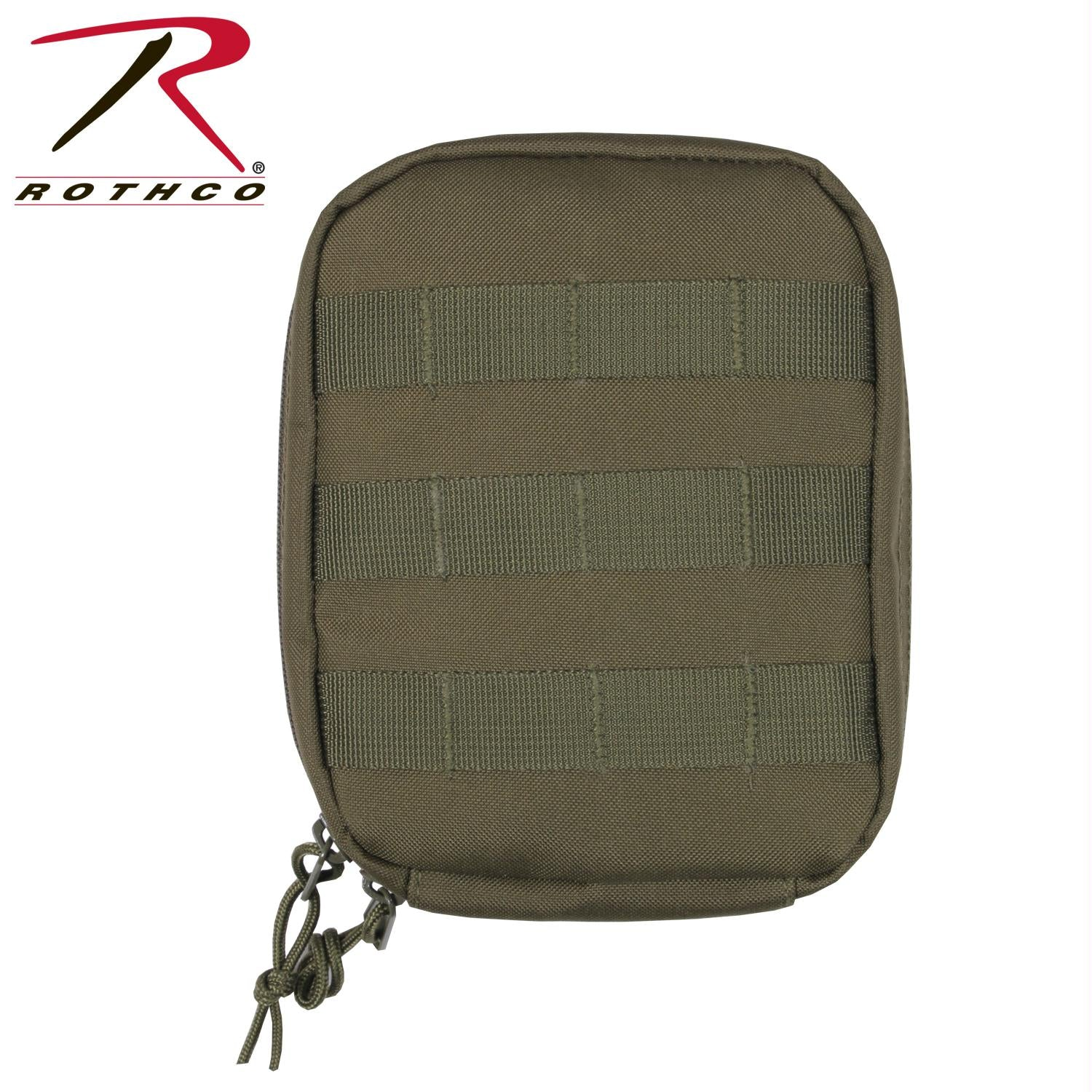 Rothco MOLLE Tactical Trauma & First Aid Kit Pouch - Olive Drab