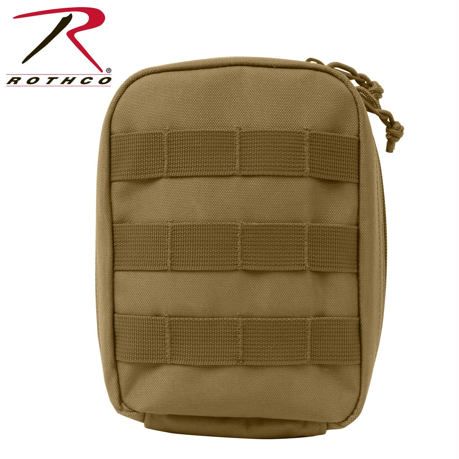 Rothco MOLLE Tactical First Aid Kit - Coyote Brown