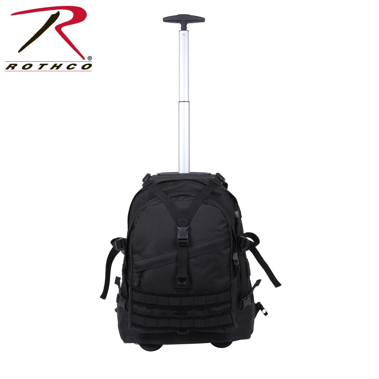 Rothco Rolling Large Transport Pack - Black