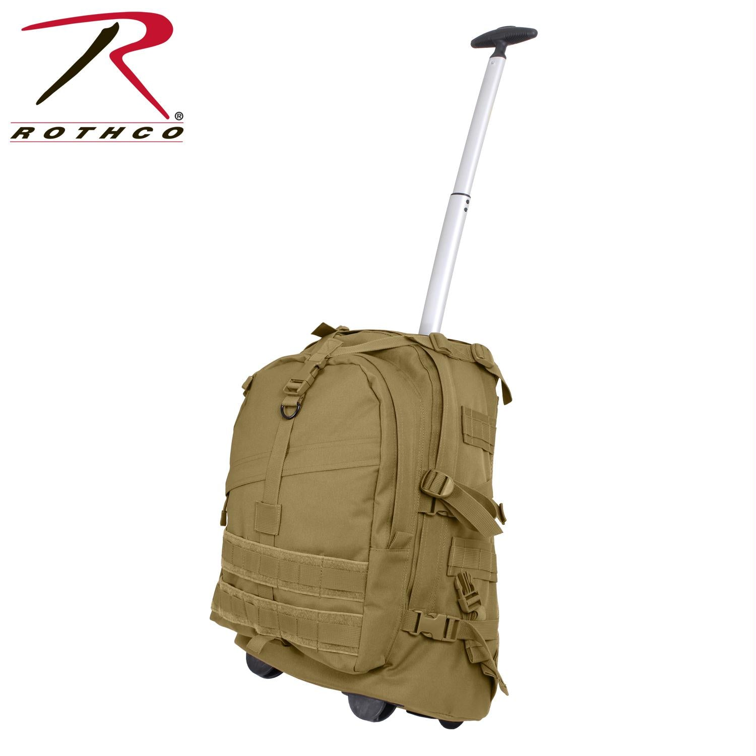 Rothco Rolling Large Transport Pack - Coyote Brown