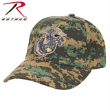Rothco USMC Globe & Anchor Low Profile Insignia Cap