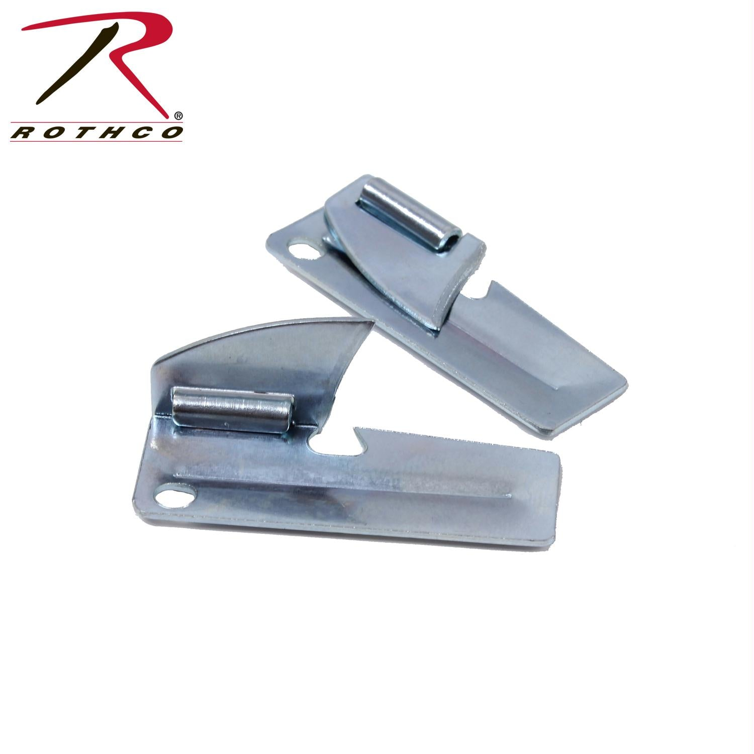 Rothco G.I. P-38 Can Openers - Silver