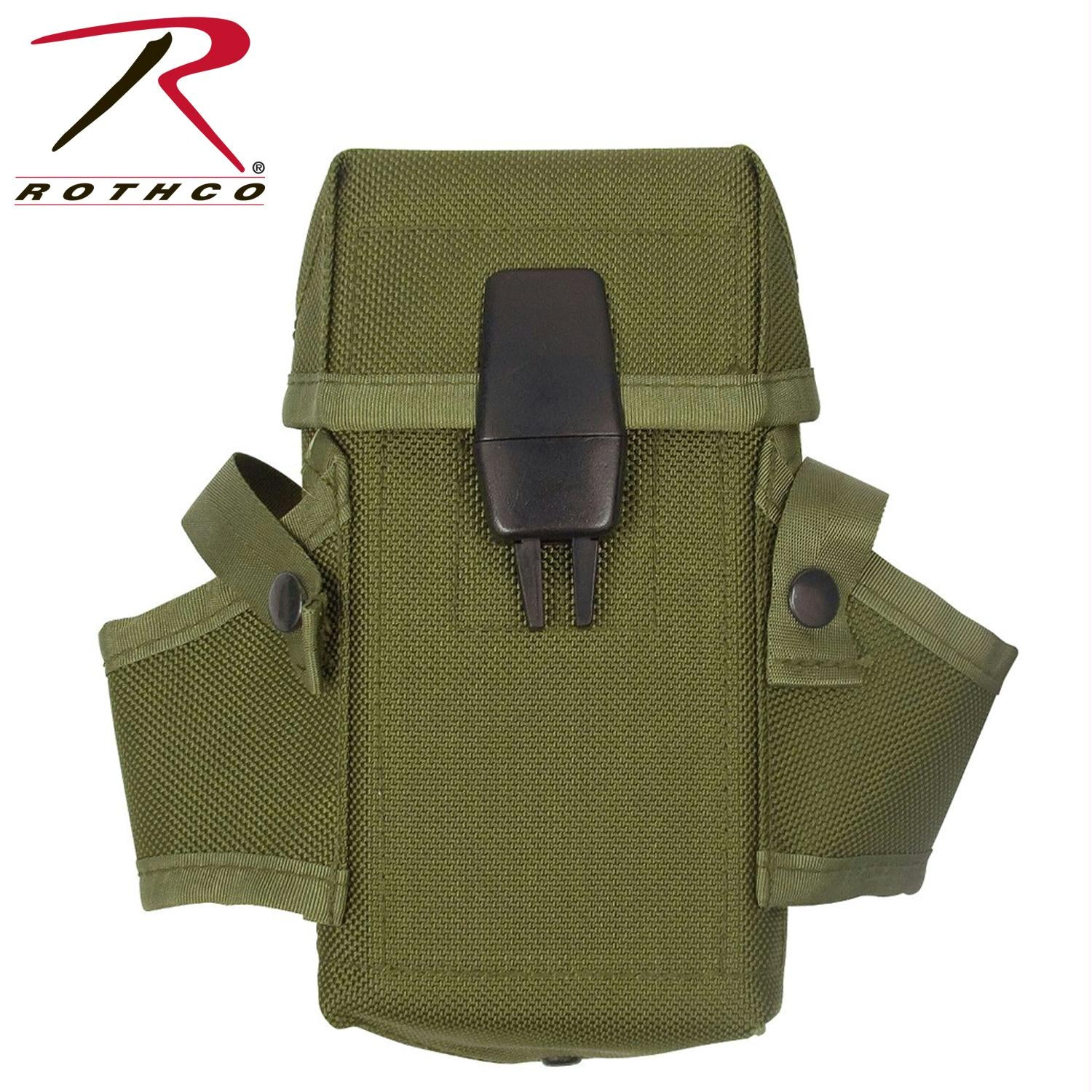 Rothco M-16 Clip Pouches - Olive Drab