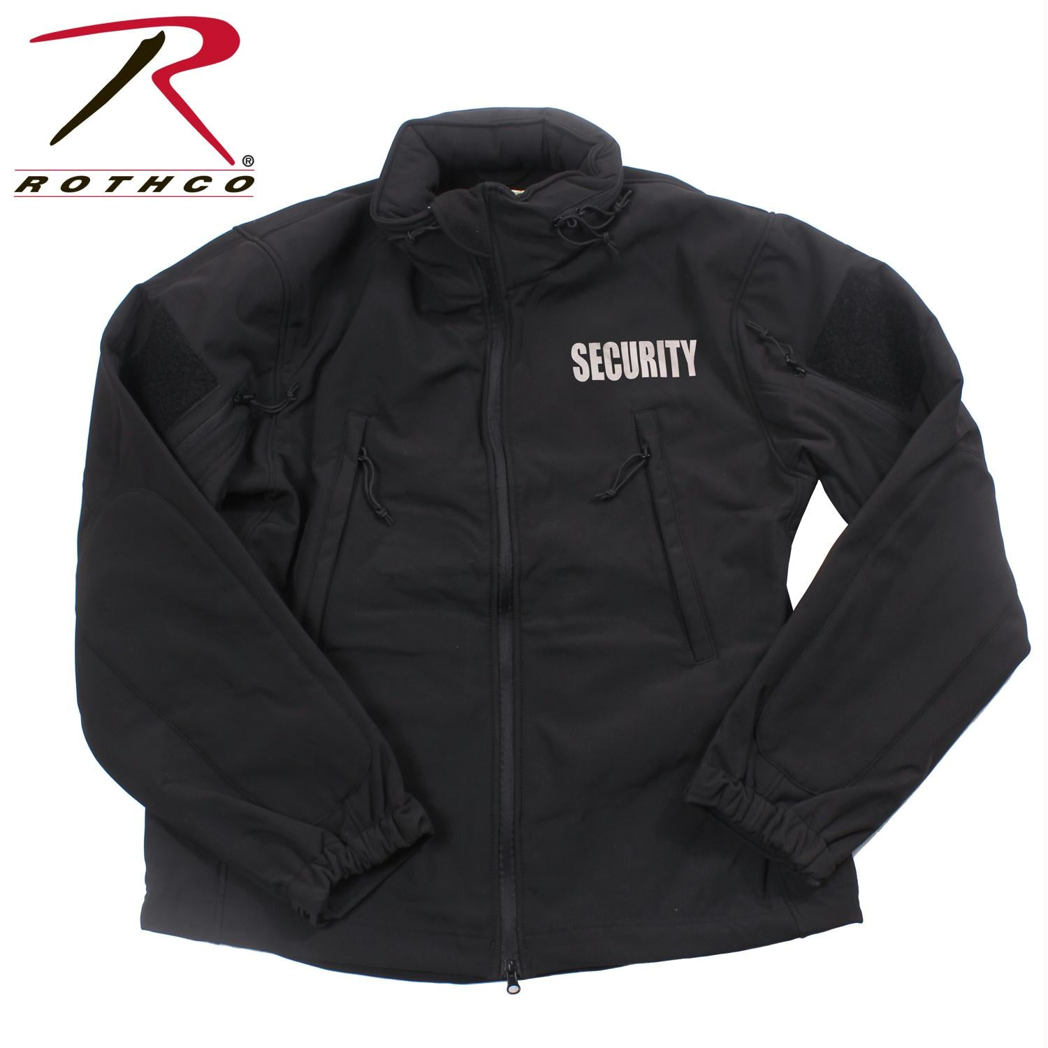 Irregular Special Ops Soft Shell Security Jacket - M