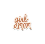 Girl Mom Sticker