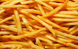 French fries with Coconut Oil