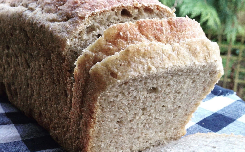 Apple Cider Vinegar Recipe - Home Baked Gluten-free Bread