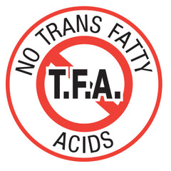 No Trans Fatty Acids