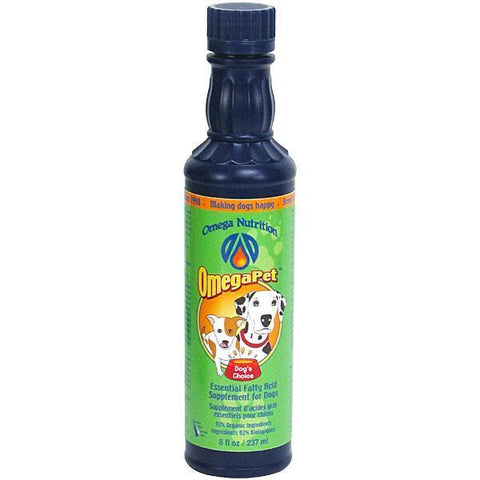OmegaPet Dog Oil Blend - Omega Nutrition Inc